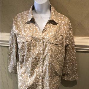 Tops - Croft & Barrow Shirt